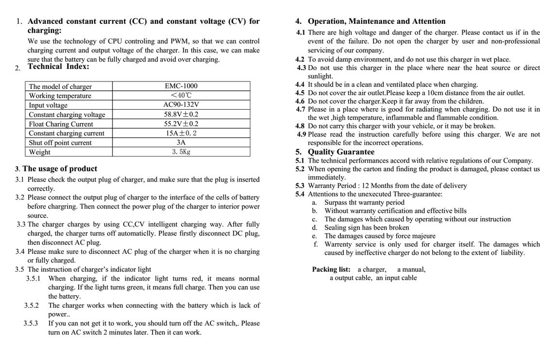 Thunderstruck Motors Manuals Data Sheets 12 Lead Motor Wiring Diagram Dc Emc 1000 Manual