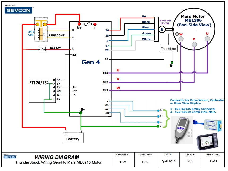 Gen4 1306 Wiring Diagram For Curtis Throttle Option: Electrical Wiring Diagram 800t Pb At Shintaries.co