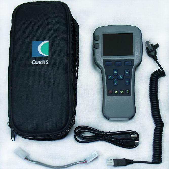 Curtis 1313 Handheld Programmer