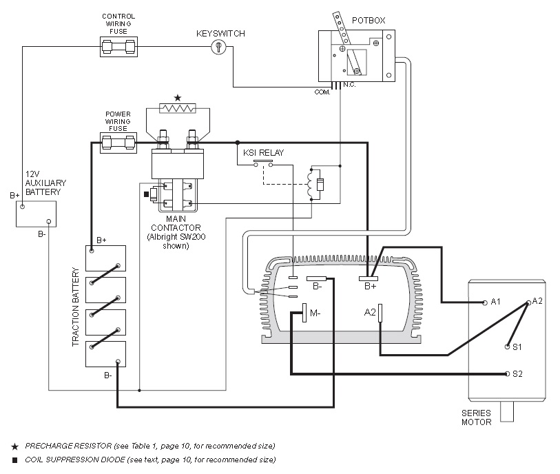 thunderstruck motors curtis c  curtis 1231 dimensions curtis 1231 wiring diagram
