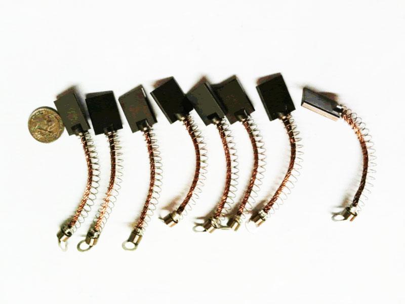 Thunderstruck motors perm brush set for Perm 132 motor for sale